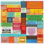 36 Rules Of Social Media For Business (Infographic)