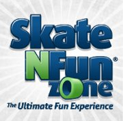 Skate-N-Fun Zone Logo
