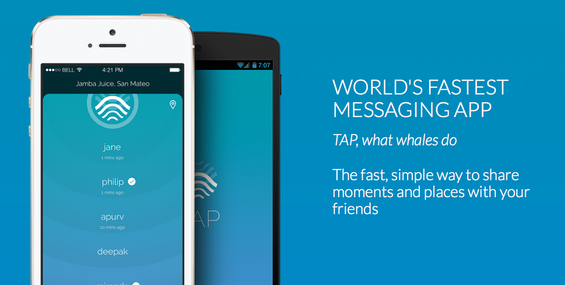 Tapp Messaging App
