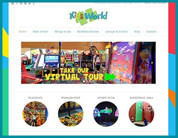 Kids World LA - Fun Center