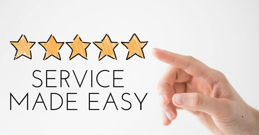customer service for small business