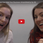 4 Ways Online Reviews Can Help Your Business #AskAWebOp Ep 58