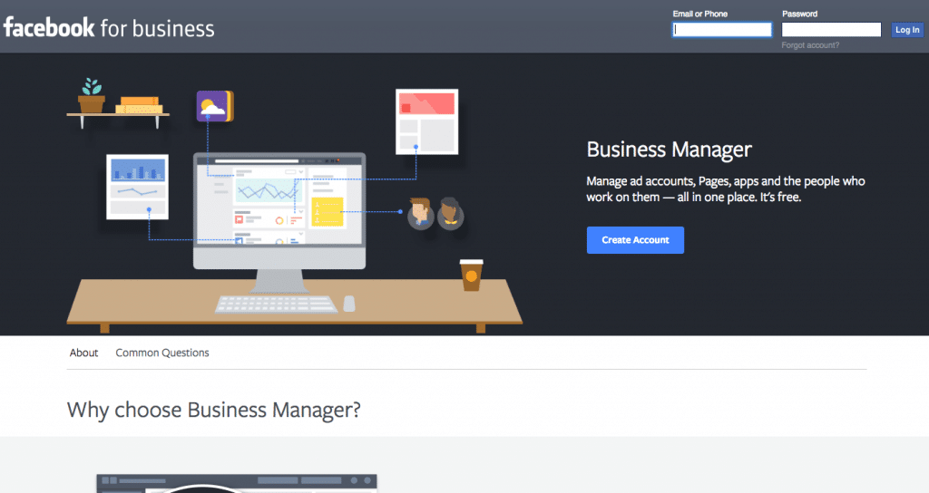 Facebook Business Manager - Marketing for Small Businesses