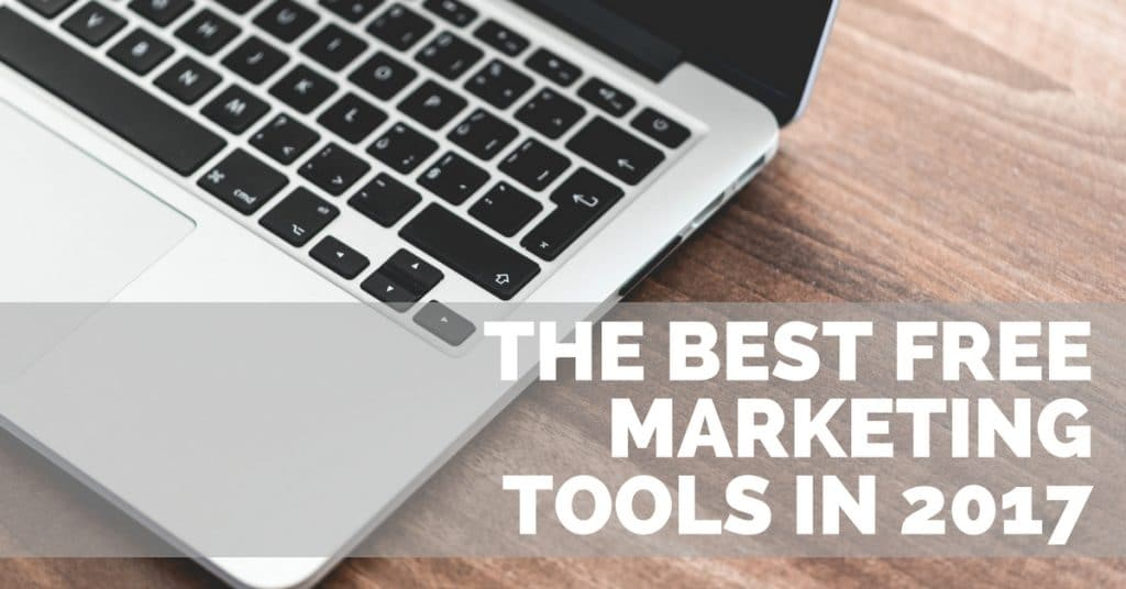 The Best Free Marketing Tools for SMBs