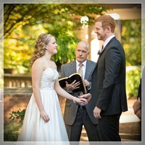 Kevin Ekmark wedding