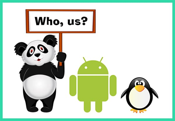 Google's Panda and Penguin Updates