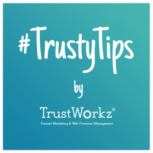 TrustyTips- Internet Marketing