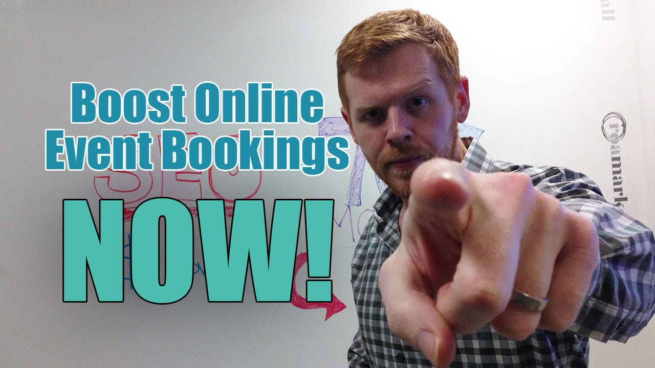 Online Event Booking