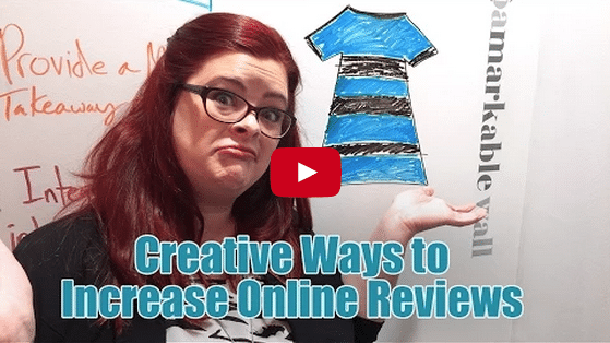 How to gain more online reviews