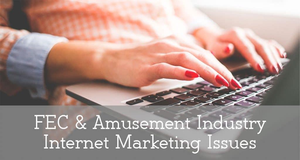 Internet Marketing Issues