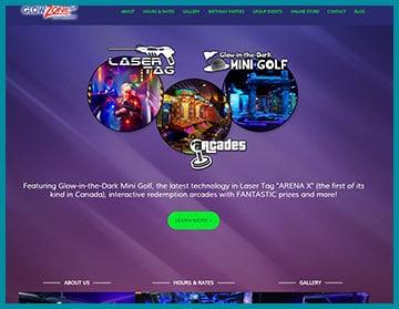 Glowzone 360 - Laser tag