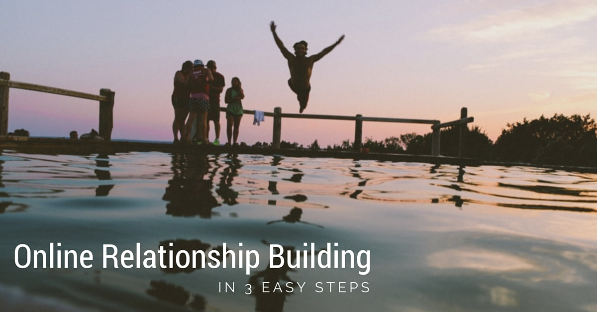 Online Relationship Building for Businesses