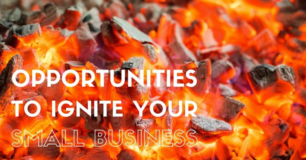 small business marketing opportunities