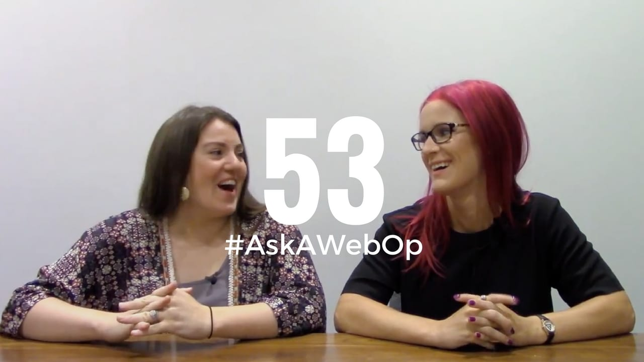 AskAWebOp - Snapchat Playlists, Instagram Likes, and Google Review Changes