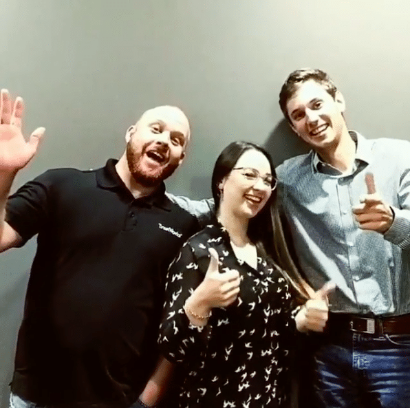 Rodney, Gaby, Wesley -TrustWorkz - Bowl Expo 2018