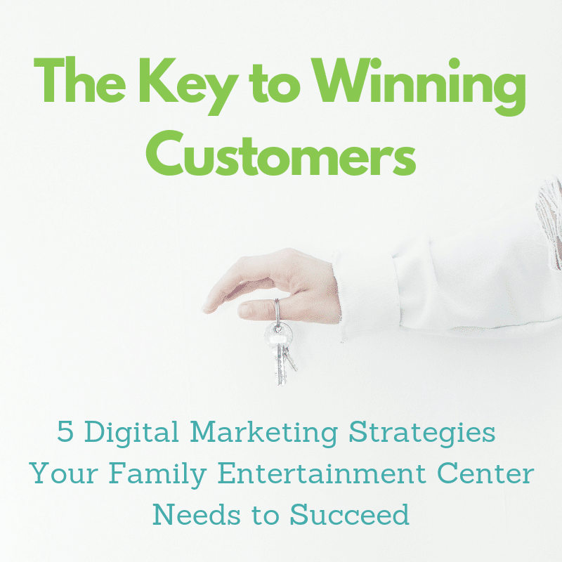 the key to winning customers